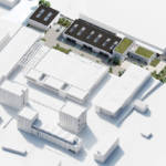 The global organisation of the construction site with focus on the green roofs concept