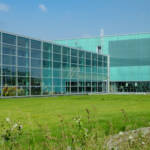 Forem building project in the Initialis scientific park in Mons