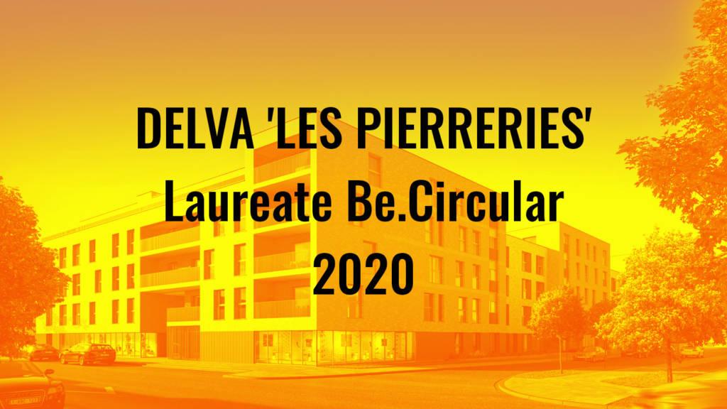Delva Les Pierreries Be.Circular Laureate 2020