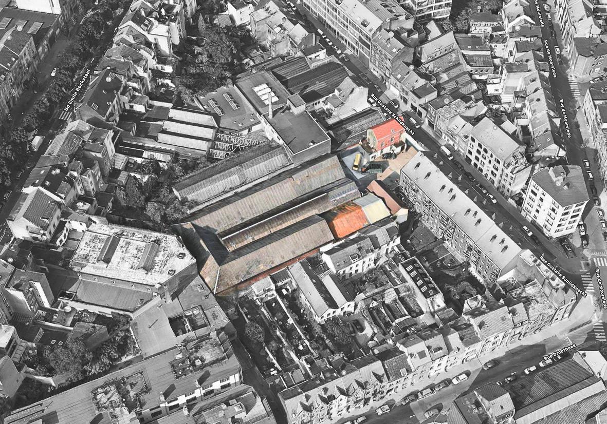 Integration plan Schildknecht residential project